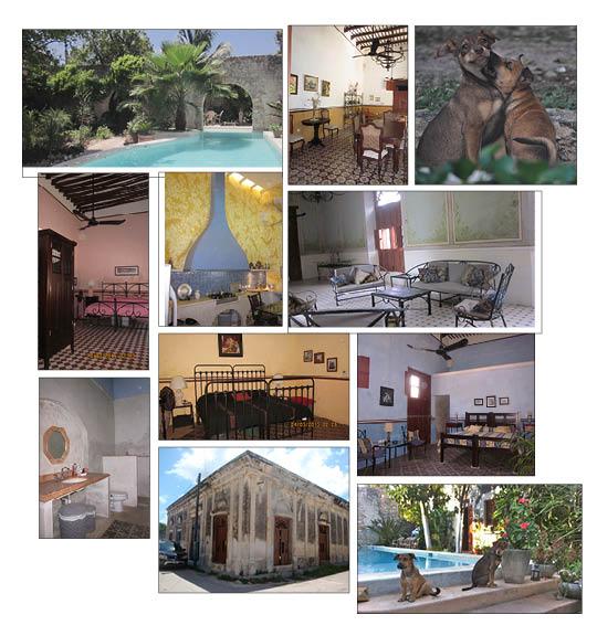accommodations pics